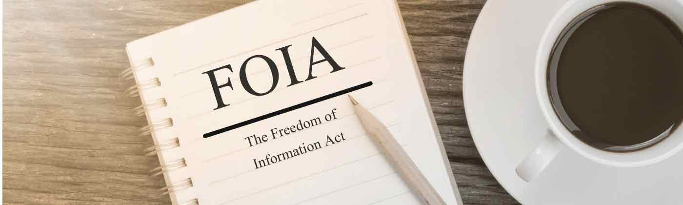 FOIA Resources for Web Publishers