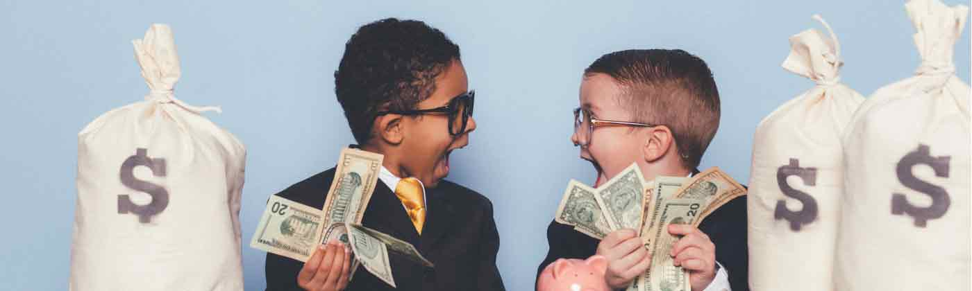 How To Make Money When You Are A Kid