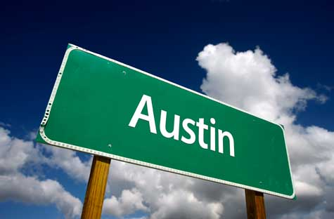 Austin Texas Top City for Small Business