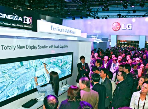 CES Tech Trends for 2012