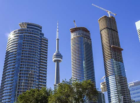 Canadian Condo Construction