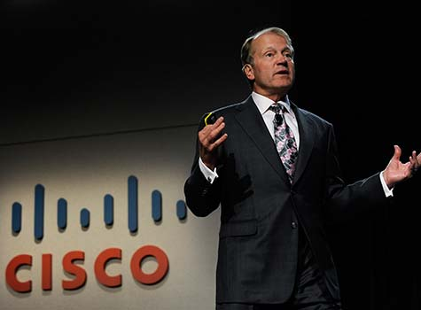 Cisco Internet of Things Venture Capital Fund