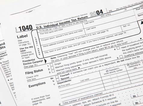Consumer Plans for Tax Refunds