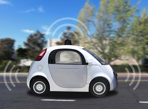 Driverless Car as Marketing Platform