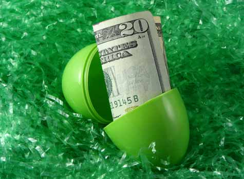 Easter Spending Boost to Economy