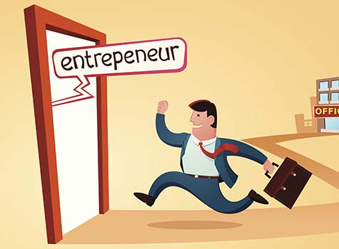 Entrepreneurs from Business Schools