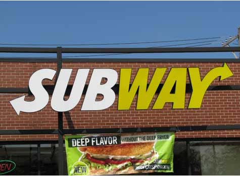 Growth and Expansion of Subway Franchises