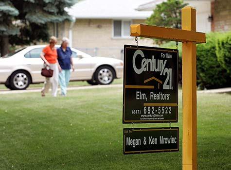 Home Sales Recovering
