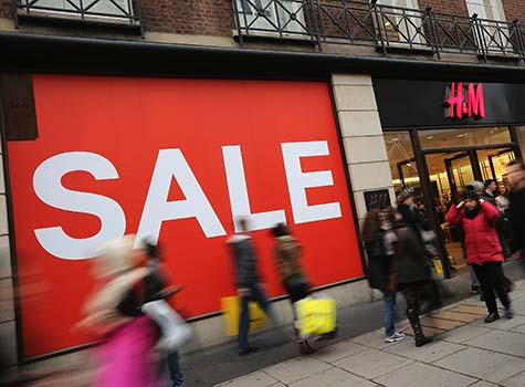 Impact of Christmas Sale Retail Discounting