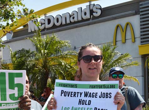 McDonalds Franchisor Employer-Employee Controversy