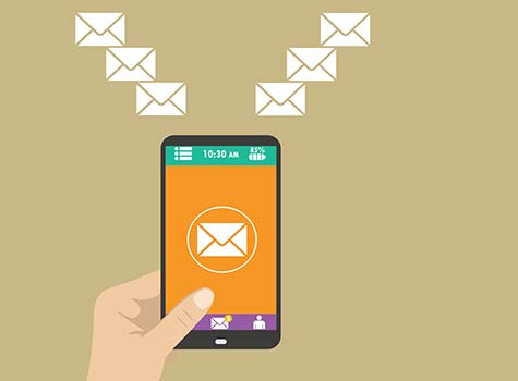 Mobile Email Marketing Increasing