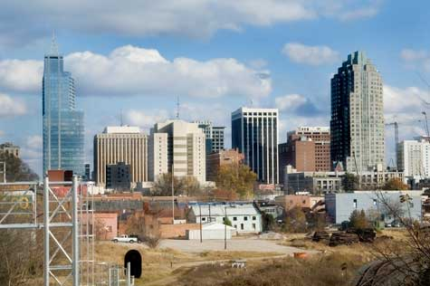 Business-Friendly Raleigh North Carolina