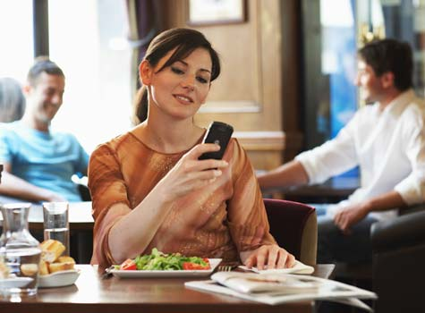 Restaurant Mobile Technology Use - Restaurant Franchise