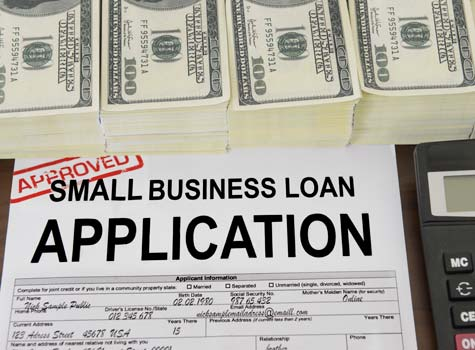 SBA Small Business Loans and Exports