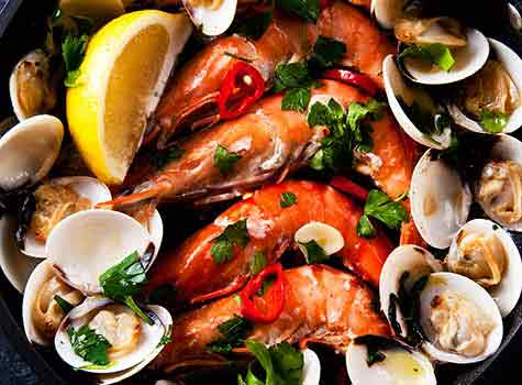 Seafood Consumption Up or Down? - Americans Eating Less Seafood