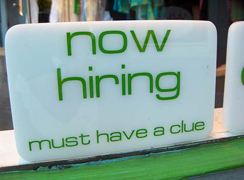 Small Business Hiring Challenges