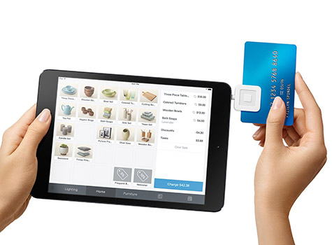 Accepting Credit Cards with Square