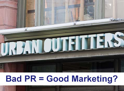 Urban Outfitters PR Controversy