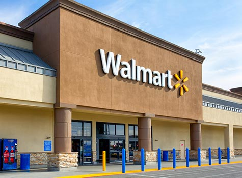 Walmart Popular with Millennials