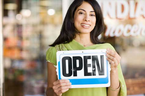 Entrepreneur Open a Business