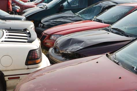 Auto Recycling and Dismantling Business