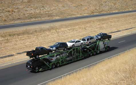 Auto Transport Business