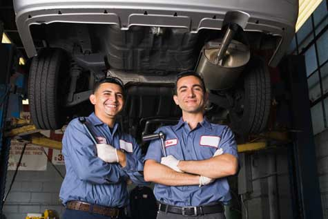 Automobile Oil Change Business