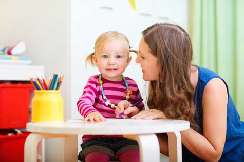 how to start a babysitter child care service