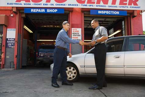 Auto Inspection Business