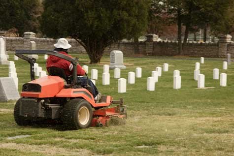 Cemetery and Memorial Park Maintenance Business
