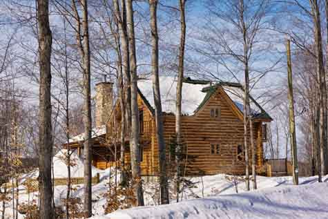 Cabin, Cottage, and Chalet Rental Business