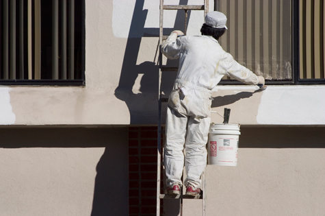 Commercial and Industrial Painting Contractor