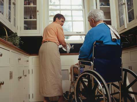 Elderly Companion Service