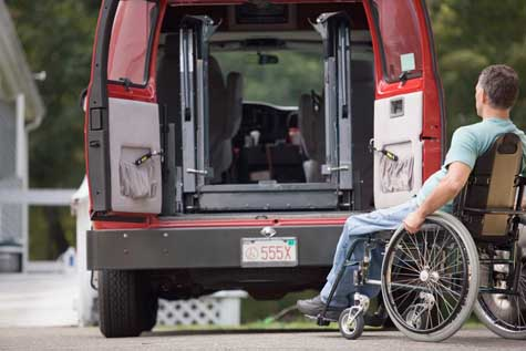 Elderly or Disabled Persons Transportation Service