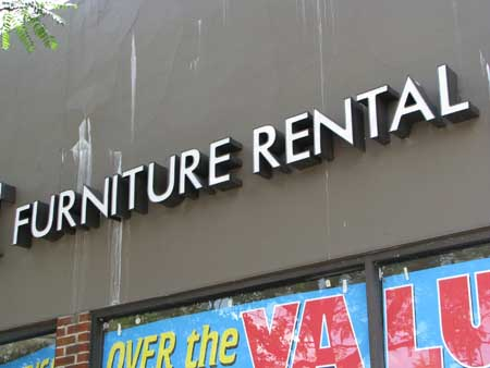 Starting A Furniture Rental Leasing Business Business Ideas