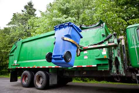 Garbage Removal Equipment and Supplies Business