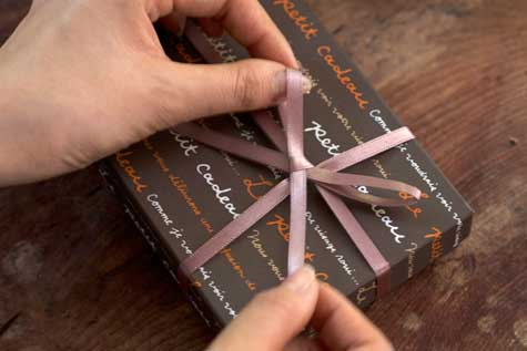 Gift Wrapping Services Business
