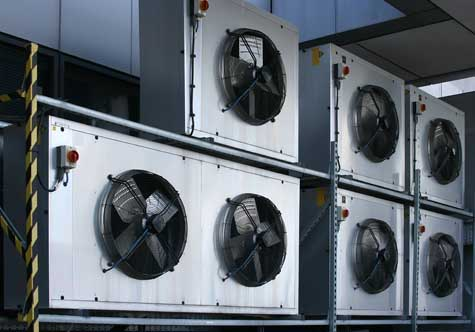 HVAC Equipment and Supplies Dealership