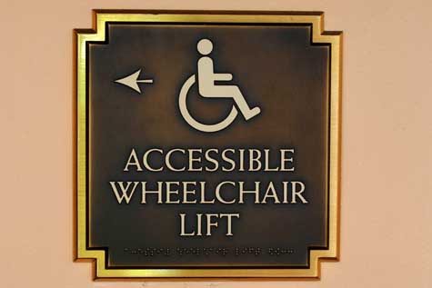 Handicap Accessible Building Modification Business