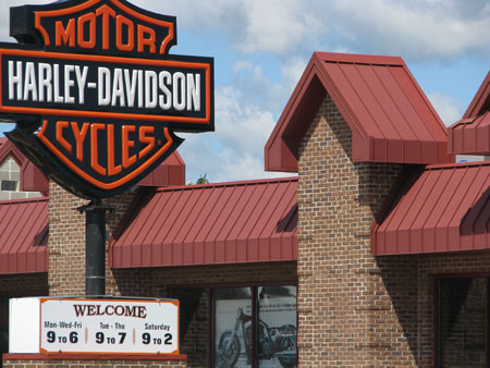 How To Open A Motorcycle Store
