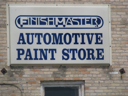 How To Open An Auto Paint Business