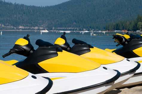 Jet Skis Rental Business