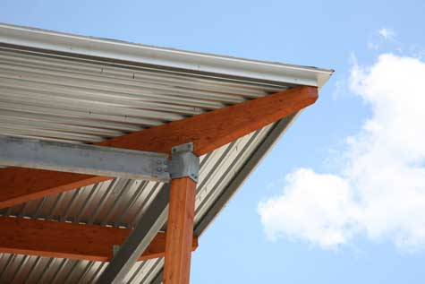 Metal Roofs and Siding Business
