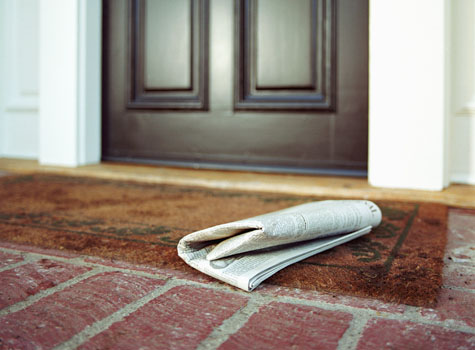 Newspaper Delivery Business