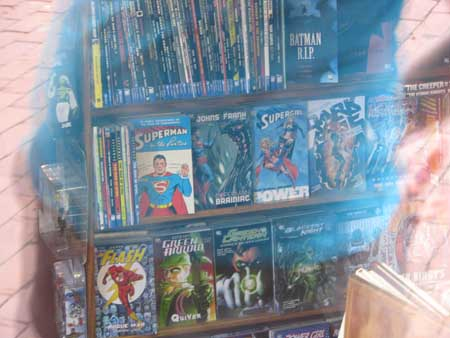 Opening a Comic Book Store