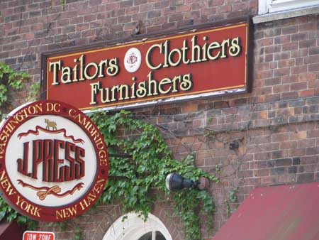 Opening a Tailor Shop
