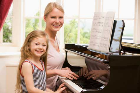 Piano Instruction Business