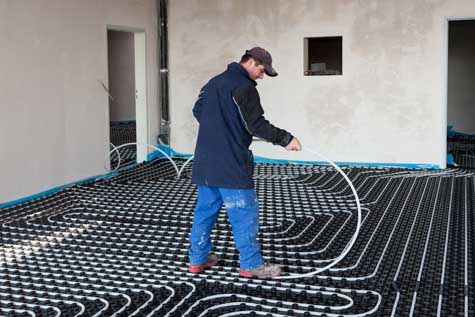 Radiant Heating and Cooling Business