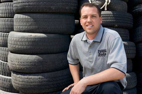 Used and Retreaded Tires Business