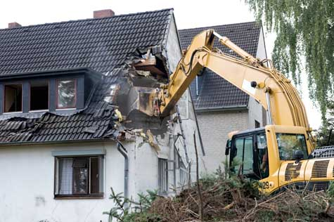 Residential Demolition Business